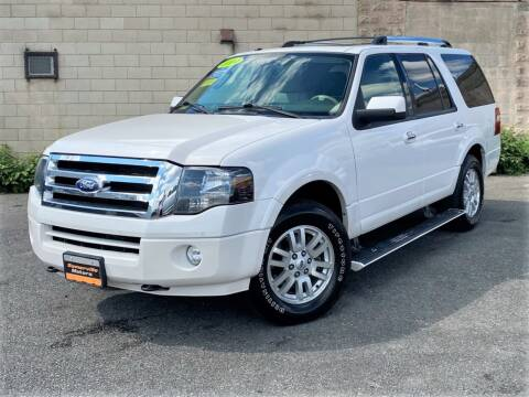 2014 Ford Expedition for sale at Somerville Motors in Somerville MA