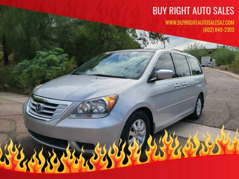 2010 Honda Odyssey for sale at BUY RIGHT AUTO SALES 2 in Phoenix AZ