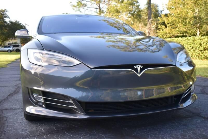 2016 Tesla Model S for sale at Monaco Motor Group in Orlando FL