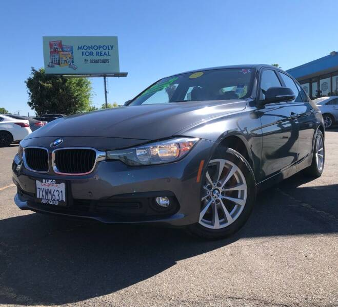 2016 BMW 3 Series for sale at LUGO AUTO GROUP in Sacramento CA