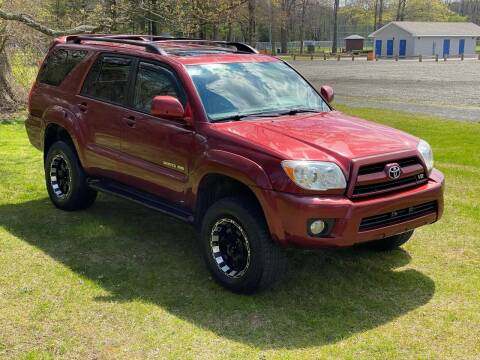 2006 Toyota 4Runner for sale at Choice Motor Car in Plainville CT