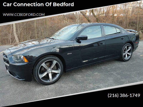 2014 Dodge Charger for sale at Car Connection of Bedford in Bedford OH