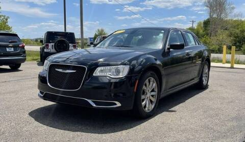 2017 Chrysler 300 for sale at Instant Auto Sales - Lancaster in Lancaster OH