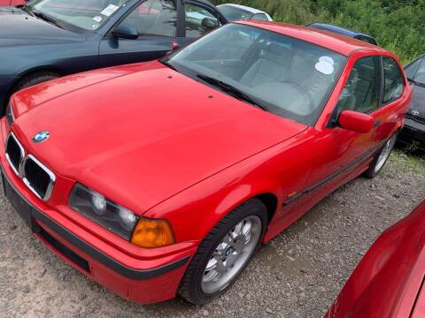 1998 BMW 3 Series for sale at Trocci's Auto Sales in West Pittsburg PA