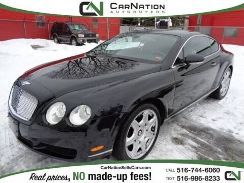 2006 Bentley Continental for sale at CarNation AUTOBUYERS, Inc. in Rockville Centre NY