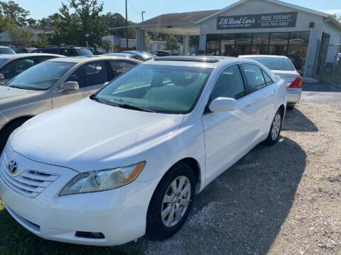 2007 Toyota Camry for sale at L & H Used Cars of Wilmington in Wilmington NC