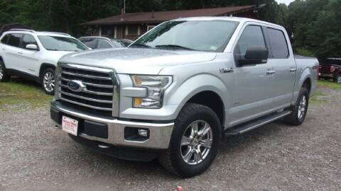 2016 Ford F-150 for sale at Select Cars Of Thornburg in Fredericksburg VA