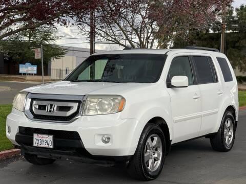 2009 Honda Pilot for sale at AutoAffari LLC in Sacramento CA
