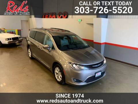 2017 Chrysler Pacifica for sale at Red's Auto and Truck in Longmont CO