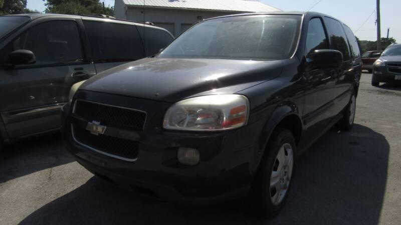 2008 Chevrolet Uplander for sale at MTC AUTO SALES in Omaha NE