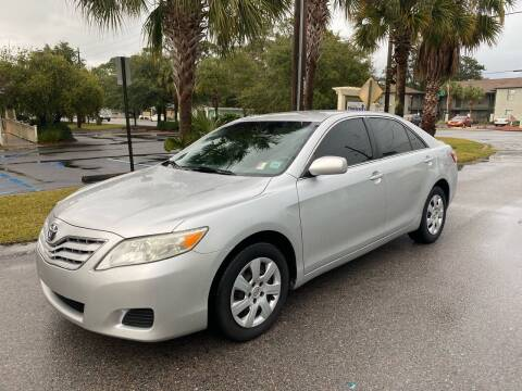 2010 Toyota Camry for sale at Asap Motors Inc in Fort Walton Beach FL