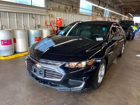 2017 Chevrolet Malibu for sale at Tim Short Auto Mall in Corbin KY