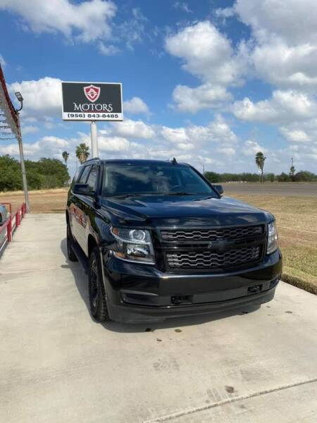 2020 Chevrolet Tahoe for sale at A & V MOTORS in Hidalgo TX