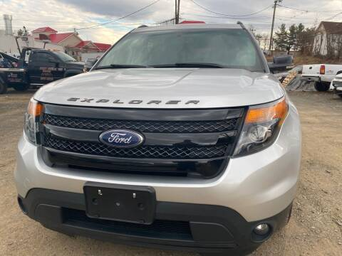 2014 Ford Explorer for sale at Story Brothers Auto in New Britain CT