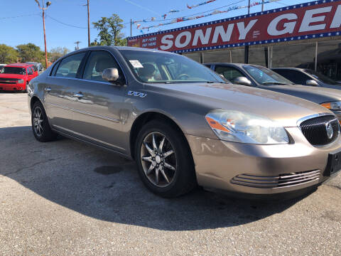 2006 Buick Lucerne for sale at Sonny Gerber Auto Sales in Omaha NE