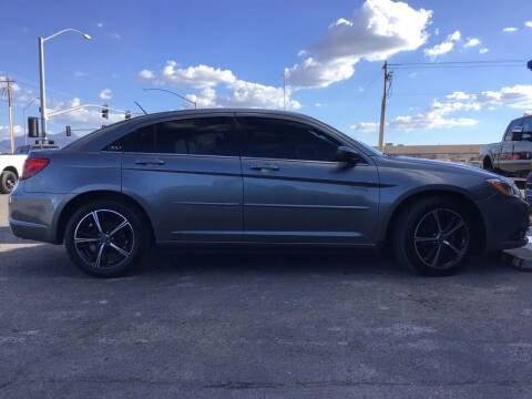 2013 Chrysler 200 for sale at SPEND-LESS AUTO in Kingman AZ