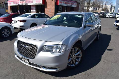 2020 Chrysler 300 for sale at Foreign Auto Imports in Irvington NJ