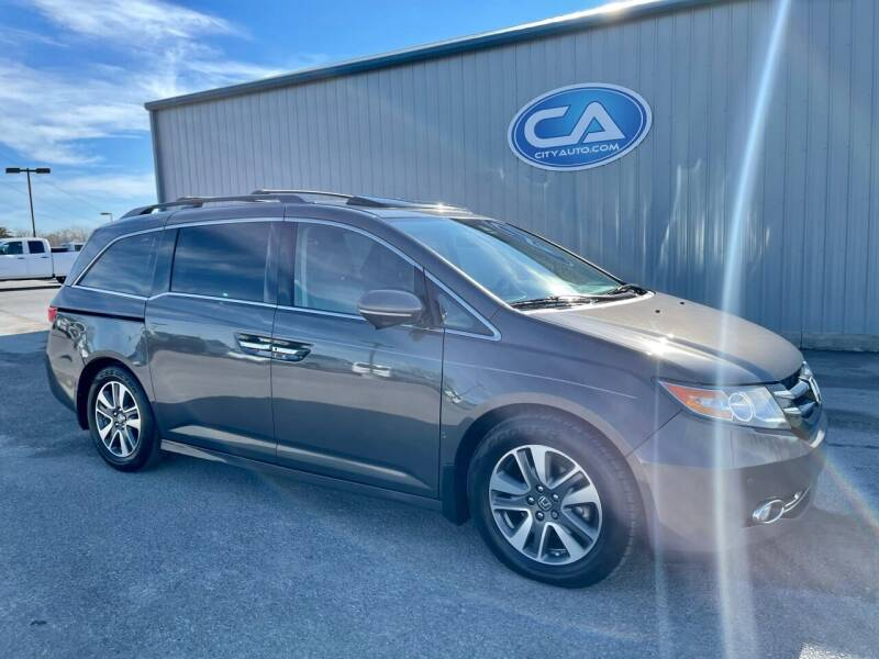 2014 Honda Odyssey for sale at City Auto in Murfreesboro TN