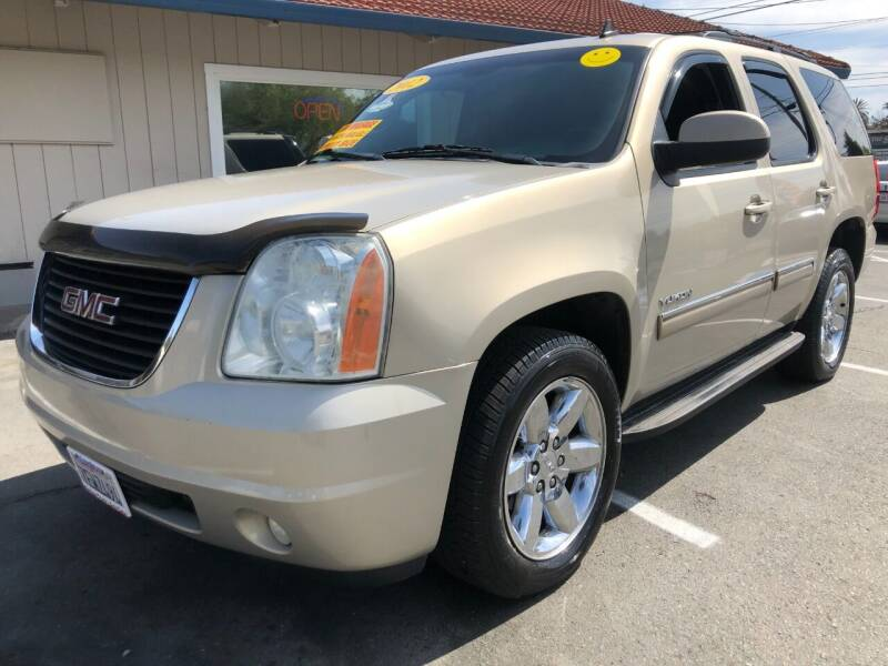 2012 GMC Yukon for sale at Martinez Truck and Auto Sales in Martinez CA