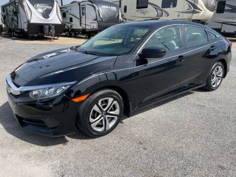 2018 Honda Civic for sale at Modern Automotive in Boiling Springs SC