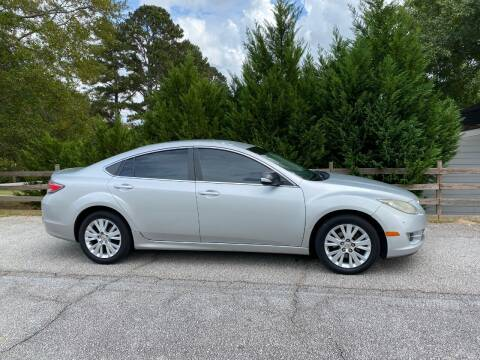 2010 Mazda MAZDA6 for sale at Front Porch Motors Inc. in Conyers GA