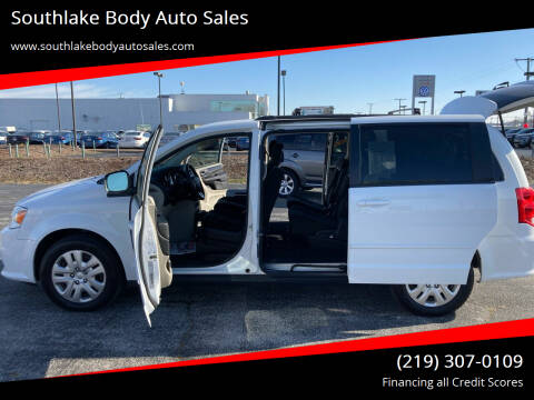 2017 Dodge Grand Caravan for sale at Southlake Body Auto Sales in Merrillville IN