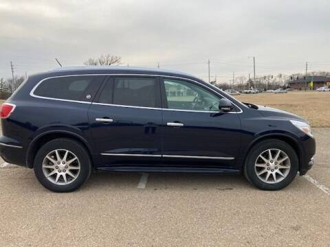 2015 Buick Enclave for sale at Varco Motors LLC - Inventory in Denison KS