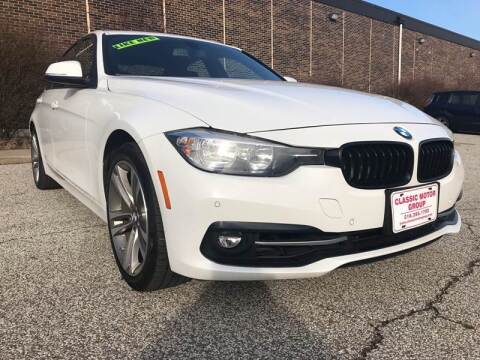 2016 BMW 3 Series for sale at Classic Motor Group in Cleveland OH