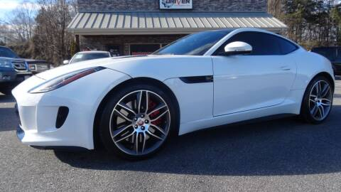 2015 Jaguar F-TYPE for sale at Driven Pre-Owned in Lenoir NC