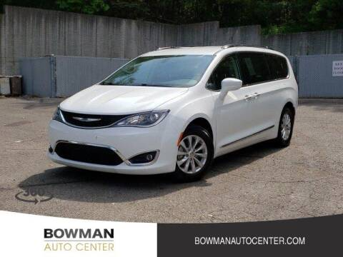 2018 Chrysler Pacifica for sale at Bowman Auto Center in Clarkston MI
