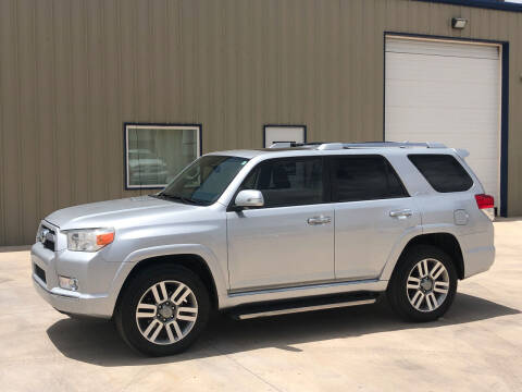2010 Toyota 4Runner for sale at TEXAS CAR PLACE in Lubbock TX