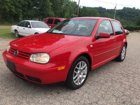 2003 Volkswagen GTI for sale at Used Cars 4 You in Serving NY