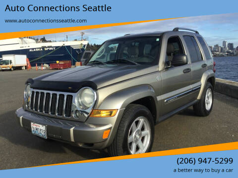 2007 Jeep Liberty for sale at Auto Connections Seattle in Seattle WA