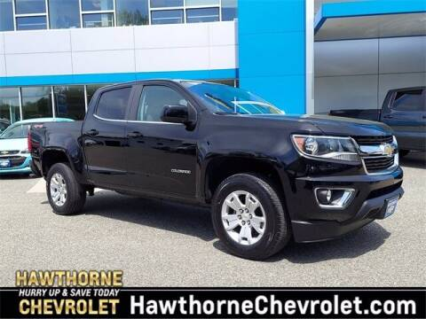 2018 Chevrolet Colorado for sale at Hawthorne Chevrolet in Hawthorne NJ