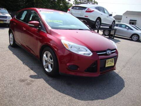 2014 Ford Focus for sale at Easy Ride Auto Sales Inc in Chester VA