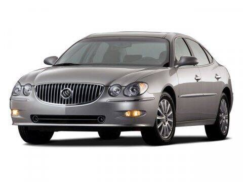 2009 Buick LaCrosse for sale at Auto Finance of Raleigh in Raleigh NC