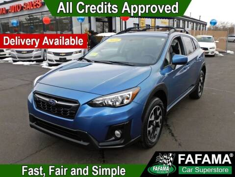 2018 Subaru Crosstrek for sale at FAFAMA AUTO SALES Inc in Milford MA