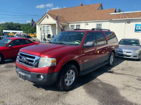 2007 Ford Expedition EL for sale at New Wave Auto of Vineland in Vineland NJ
