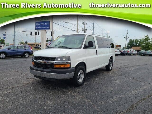 2010 Chevrolet Express Passenger for sale in Fort Wayne, IN