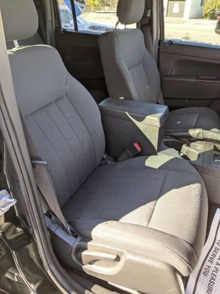 2012 Jeep Liberty 4x4 Sport 4dr SUV - Fitchburg MA