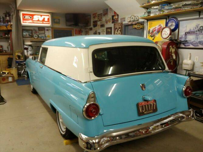 1955 Ford Courier for sale in Cadillac, MI