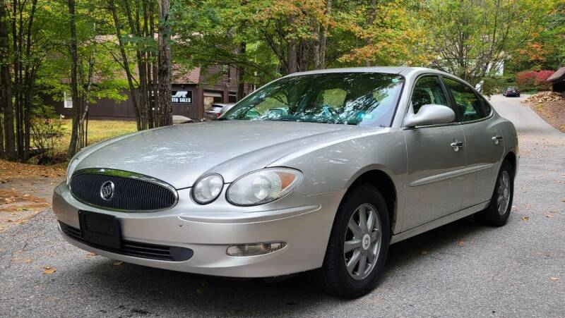 2007 Buick LaCrosse for sale at JR AUTO SALES in Candia NH