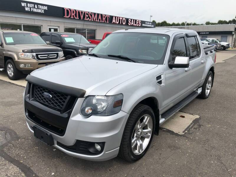 2010 Ford Explorer Sport Trac for sale at DriveSmart Auto Sales in West Chester OH