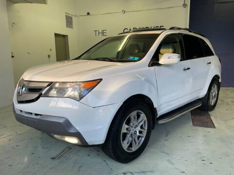 2009 Acura MDX for sale at The Car House of Garfield in Garfield NJ