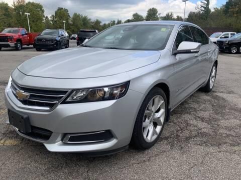 2015 Chevrolet Impala for sale at Ganley Chevy of Aurora in Aurora OH