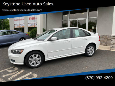 2007 Volvo S40 for sale at Keystone Used Auto Sales in Brodheadsville PA