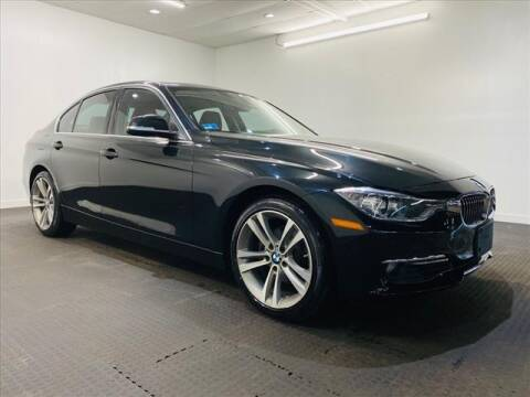 2014 BMW 3 Series for sale at Champagne Motor Car Company in Willimantic CT