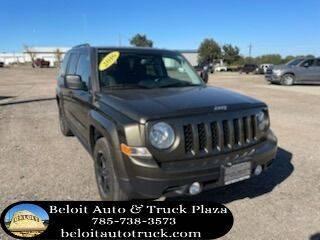 2016 Jeep Patriot for sale at BELOIT AUTO & TRUCK PLAZA INC in Beloit KS