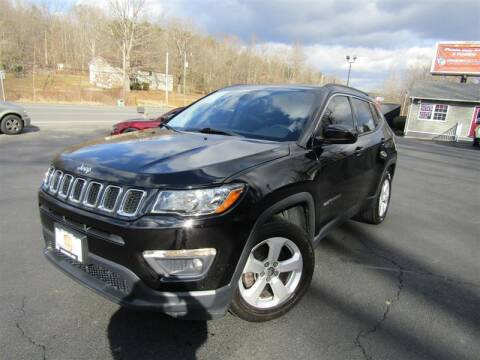 2017 Jeep Compass for sale at Guarantee Automaxx in Stafford VA