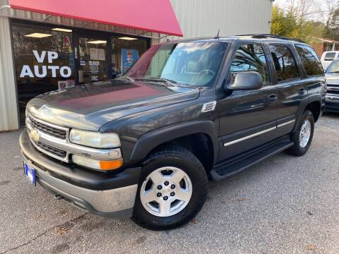 2004 Chevrolet Tahoe for sale at VP Auto in Greenville SC
